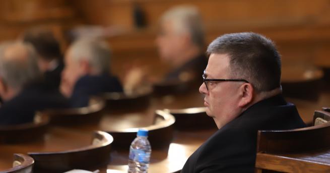 България Избраха Сотир Цацаров за председател на КПКОНПИ Преди това