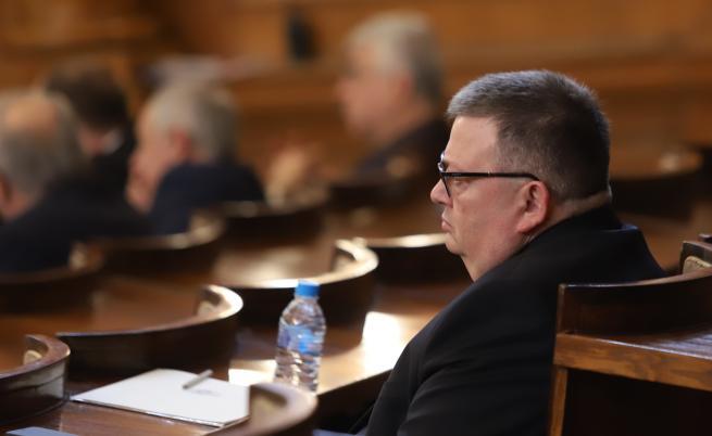 Избраха Сотир Цацаров за председател на КПКОНПИ
