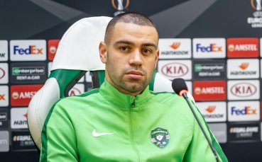 Георги Терзиев: Не беше най-добрият ни мач, но ще се вдигнем
