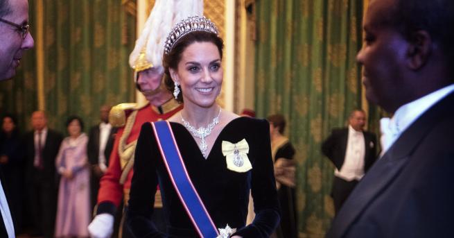 Ежегодният дипломатически прием на кралица Елизабет Втора се състоя в