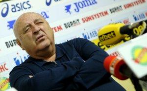 Венци Стефанов разкри това, което футболистите на България не посмяха да кажат