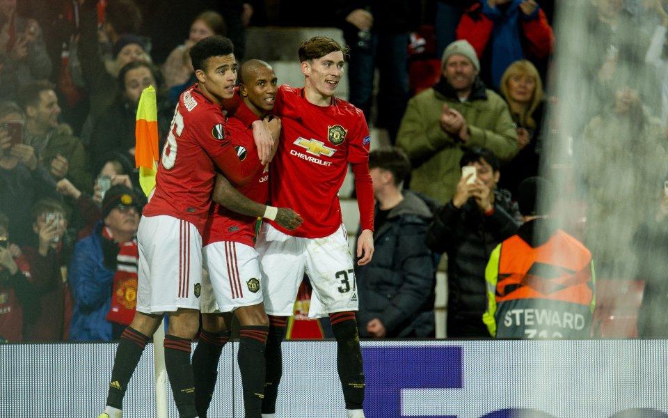 Манчестър Юнайтед ще отбележи изумително постижение в мача срещу Евертън