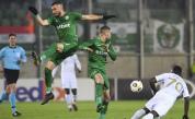 Лудогорец продължава в Лига Европа, Домусчиев: Браво, момчета!