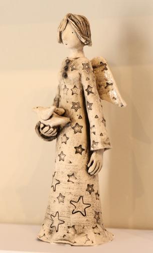 керамика скулптура Глинени истории глина париж Изабел Немечек