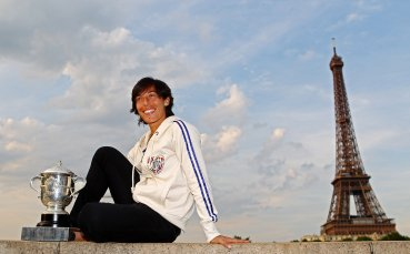 Страхотна вест! Шампионка на Ролан Гарос пребори рака