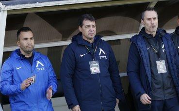 Левски без ключова фигура за първата си контрола