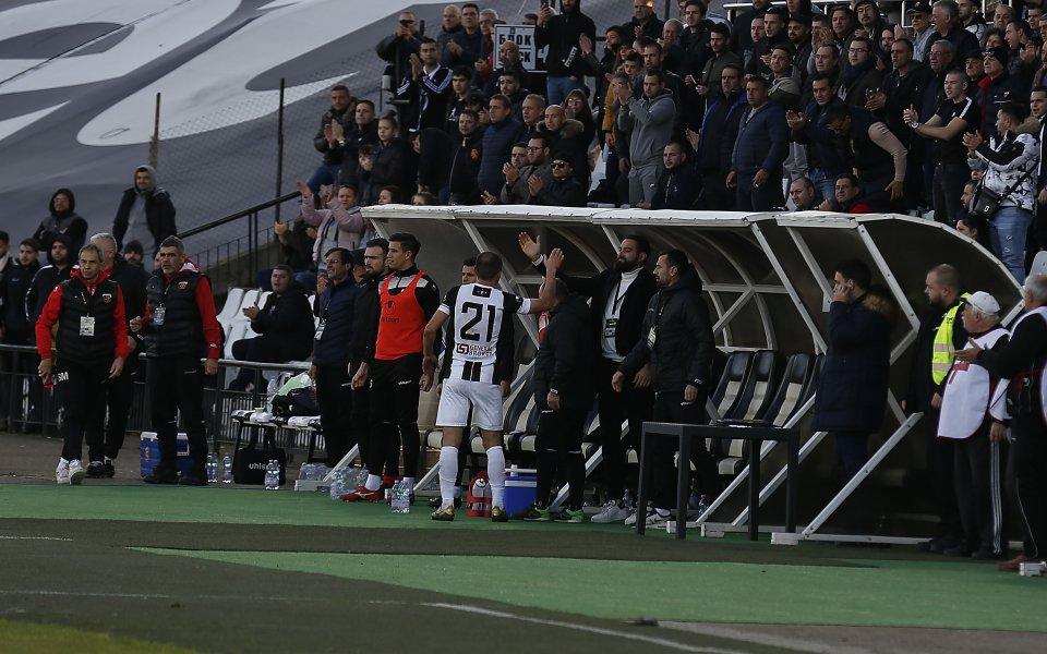 Локомотив Пловдив публикува прочувствено видео след официалния край на спортната