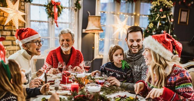 Коледа 3 рецепти, които да изпробвате преди Коледа Подсигурете се,
