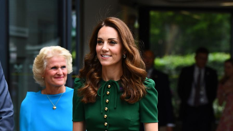 Докато не стане кралица, Кейт няма право на това...
