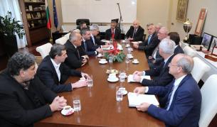 Работодатели и бизнес на среща с Борисов