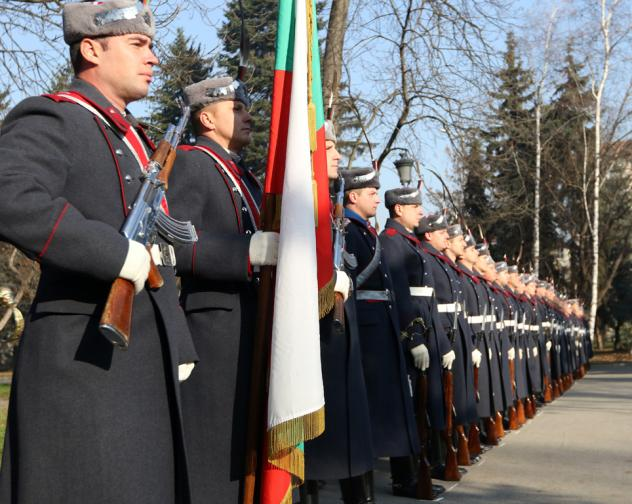 Паметник Капитан Петко войвода Алеята на бележитите българи Борисовата градина