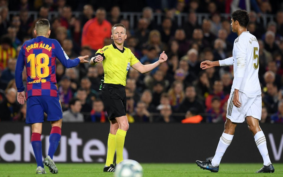 Барселона vs реал мадрид 29 ноября