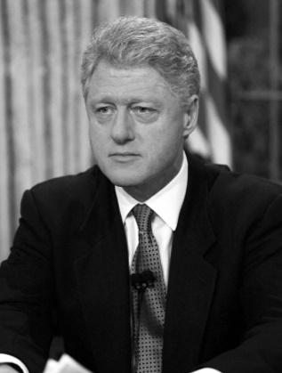 Бил Клинтън