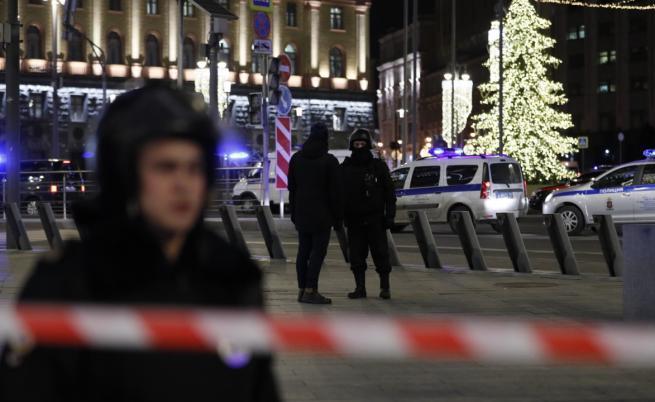 Смъртоносна стрелба в центъра на Москва