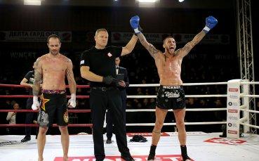 Дани Илиев след триумфа: Доказах кой е по-добрият