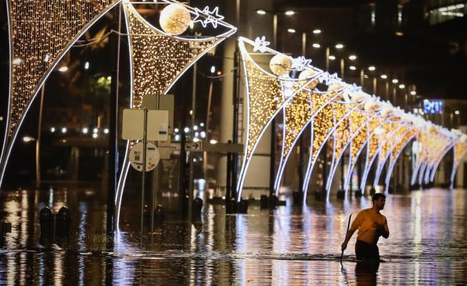9 жертви на лошото време в Европа