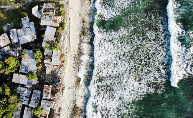 Тохоокеанският атол Тувалу