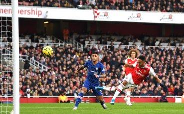 Челси възкръсна и постигна късен обрат над Арсенал
