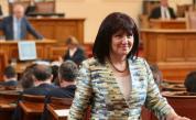 <p>Цвета Караянчева: Стратегията на Радев е да руши</p>