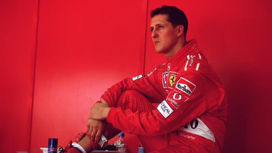 Италиански лекар: Шумахер вече е много различен от това, което помним