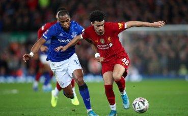 Великолепен гол на младок продължи победната серия на Ливърпул