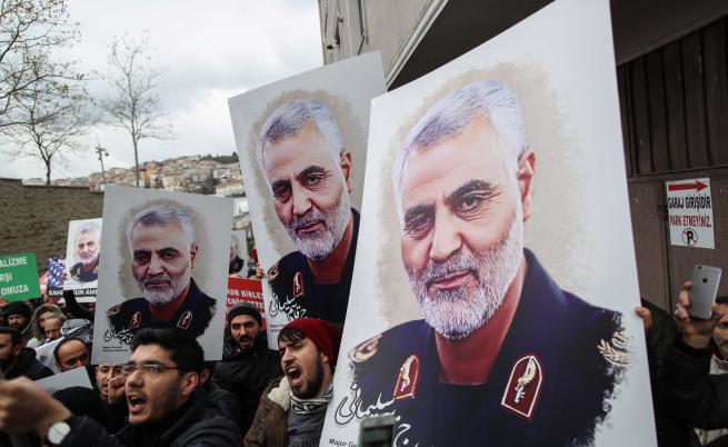 Дъщерята на иранския военен командир Солеймани отправи смъртна заплаха