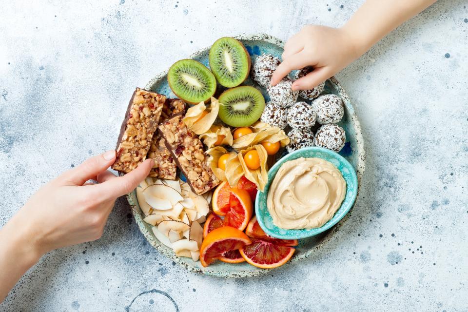 храна здравословно хранене