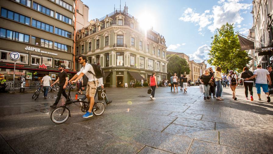 <p>Челен опит: 1 загинал по улиците на Осло през 2019 г.</p>