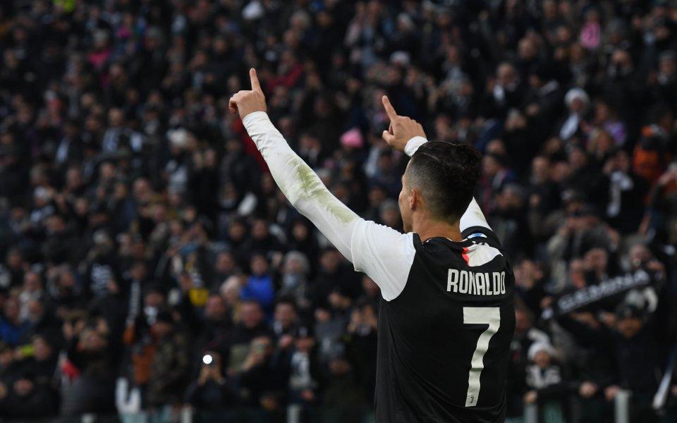 На Роналдо му омръзна в Италия, иска обратно в Мадрид