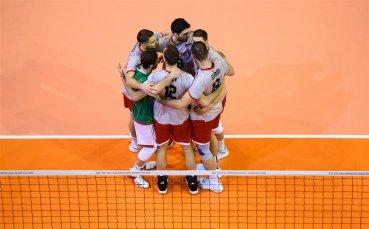 България е на 1/8-финал на Евроволей 2021
