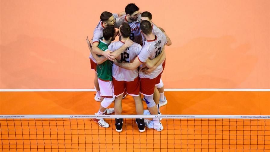 <p>България е на &frac12;-финал на квалификациите за Игрите в Токио</p>
