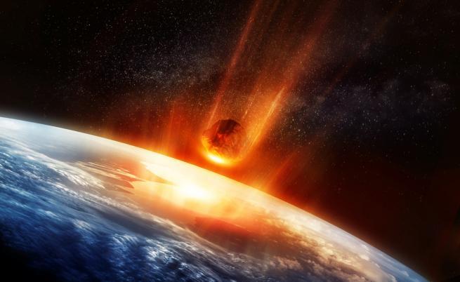 Учени смятат, че са открили кратер от удар с метеорит на 800 000 г.