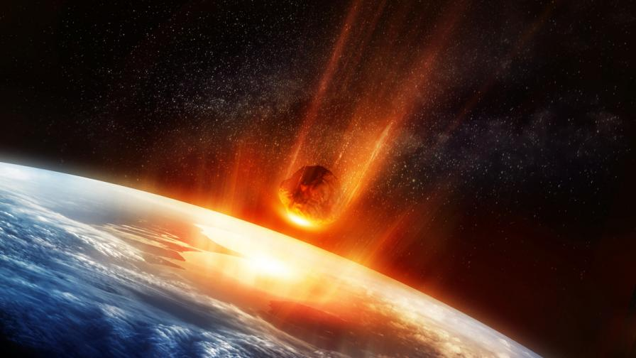 <p><strong>Учени </strong>смятат, че са открили <strong>кратер </strong>от удар с метеорит на <strong>800 000 г.</strong></p>