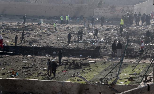 Иран призна, че е свалил украинския самолет