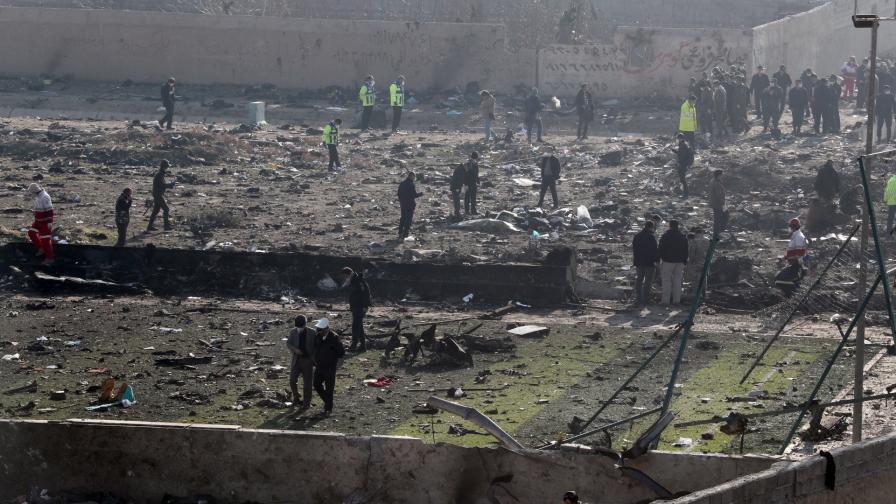 <p>Техеран: Видяхме самолета като ракета, имало е 10 сек. за реакция</p>
