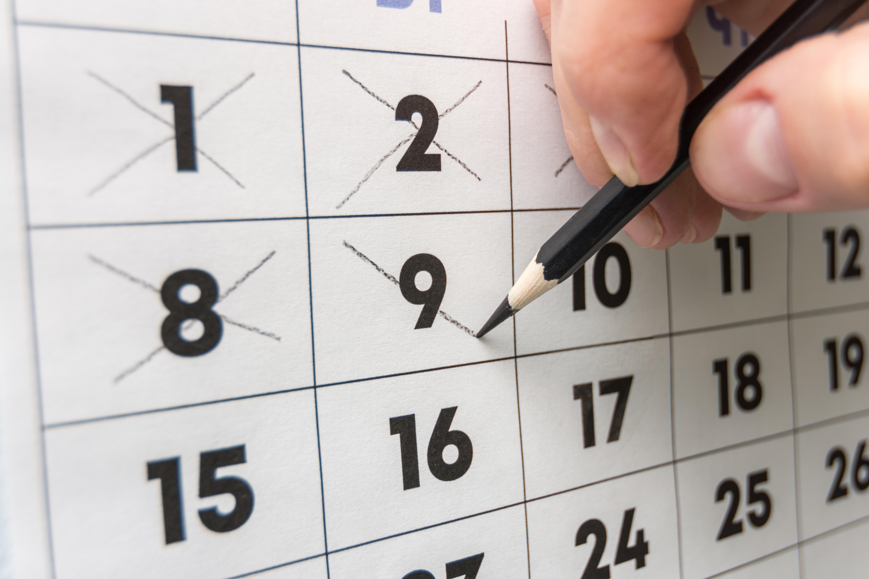 <p>Стари календари.</p>