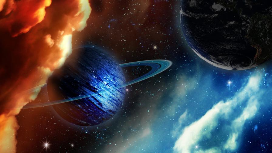"<p>Сатурн и Плутон в съвпад на 12 януари &ndash; <strong><span style=""color:#ffbc00;"">време е за промяна</span></strong></p>"