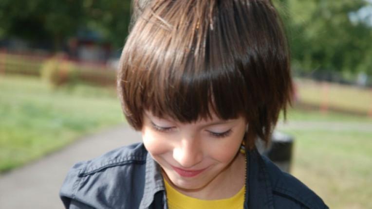 дете усмивка аутизъм