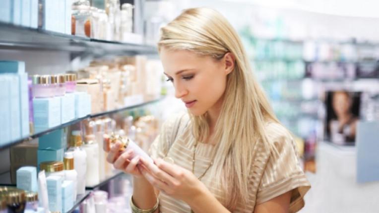 козметика продукти избор съставки