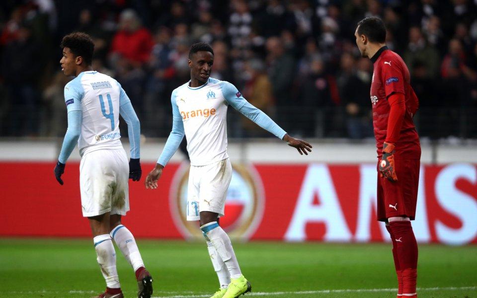 Марсилия изтръгна успеха от Рен в ключов мач за второто място