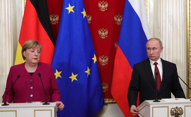 Путин: Русия може да построи