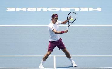 Федерер не се страхува, че ще бъде задминат от Надал и Джокович
