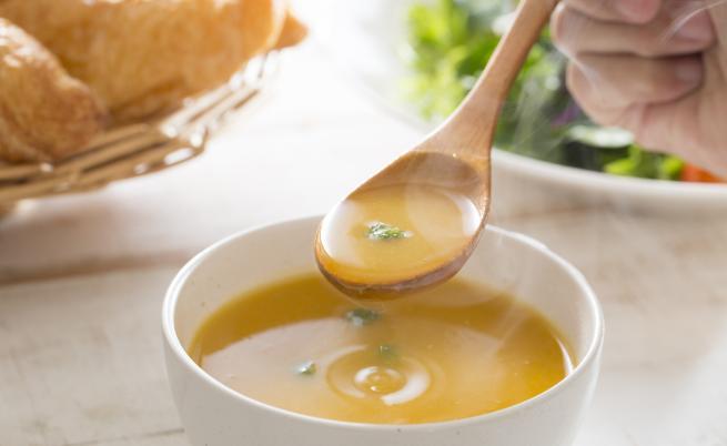 Супа за закуска ни прави по-силни от всякога