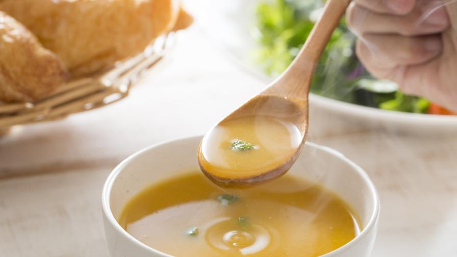"<p>Супа за закуска ни прави<strong><span style=""color:#ffbc00;""> по-силни от всякога</span></strong></p>"