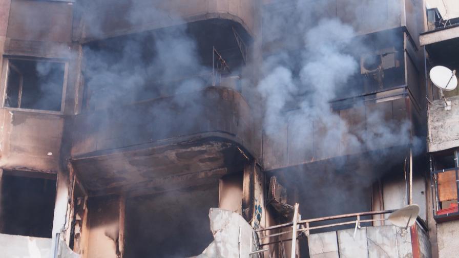 Ново развитие с издирвания за взрива на блок във Варна