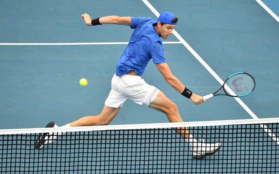Чилийският тенисист Николас Хари е с временно спрени състезателни права