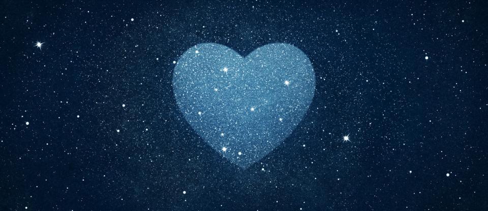 небе сърце любов астрология зодии