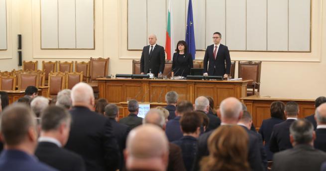 България ГЕРБ: Няма да има избори, БСП: Ще сваляме кабинета