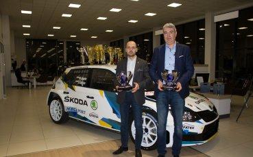 Шампионът Ангелов с проект за нов автомобил за 2020