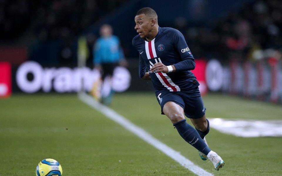 Мбапе призна защо празнува гола срещу Монако